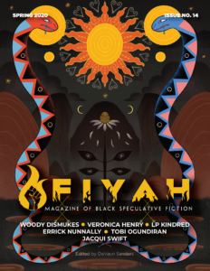 cover for FIYAH #14
